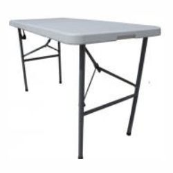 plastic folding bar table